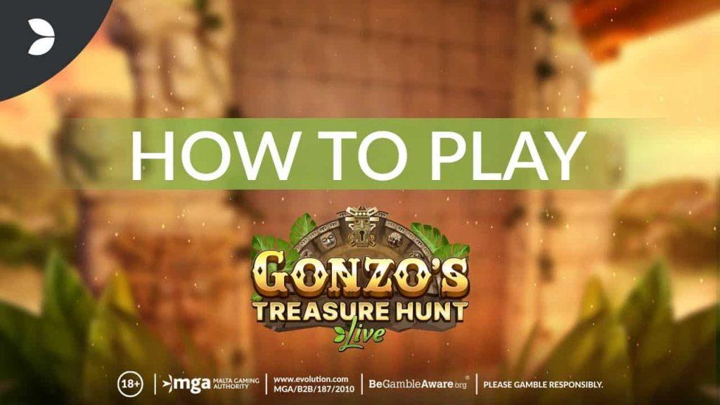 Gonzo's Treasure Hunt™ Online Slot