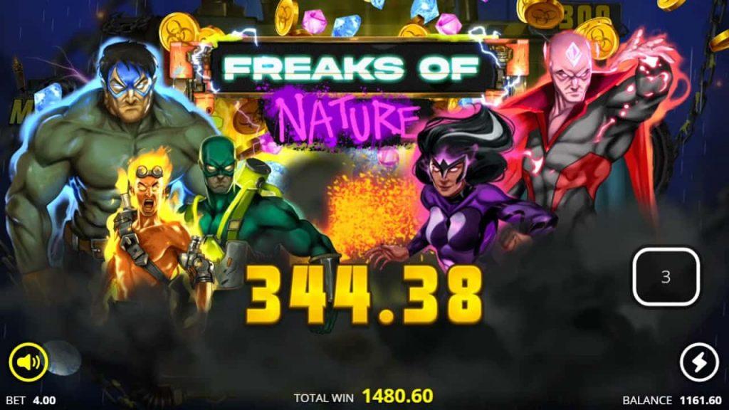 Infectious 5 xWays Online Slot