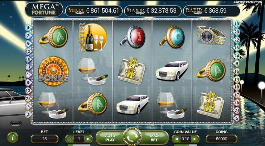 Jackpot Screenshot Online Slots