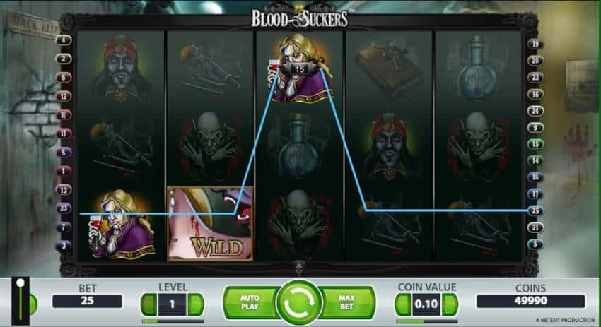 Blodsucker High RTP Slot