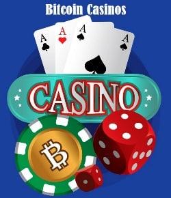Bitcoin Casinos iCon