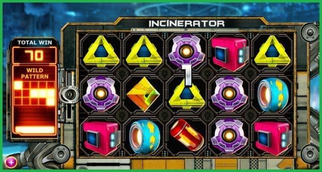 Incinerator Slot Game Online View