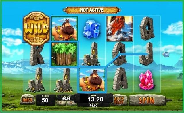 Jackpot Giant Slot Machine Game