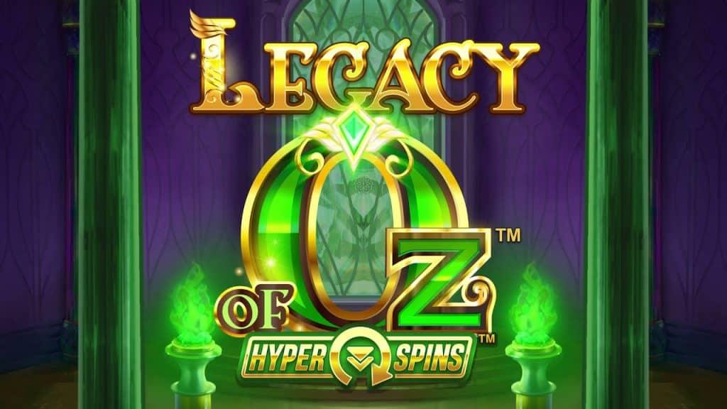 Legacy of Oz Online Slot