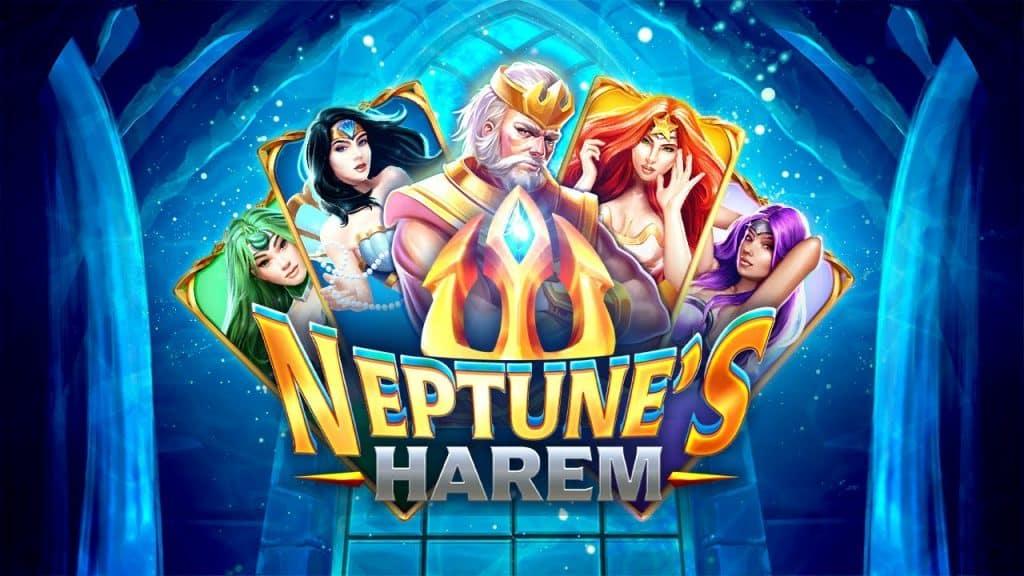 Neptune's Harem Online Slot