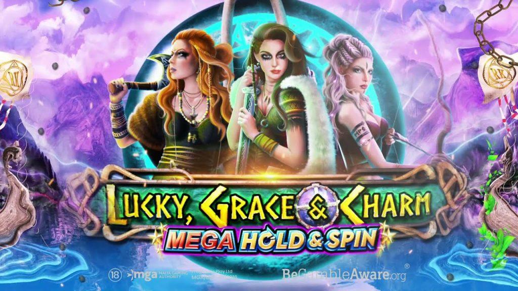 Lucky, Grace & Charm Online Slot