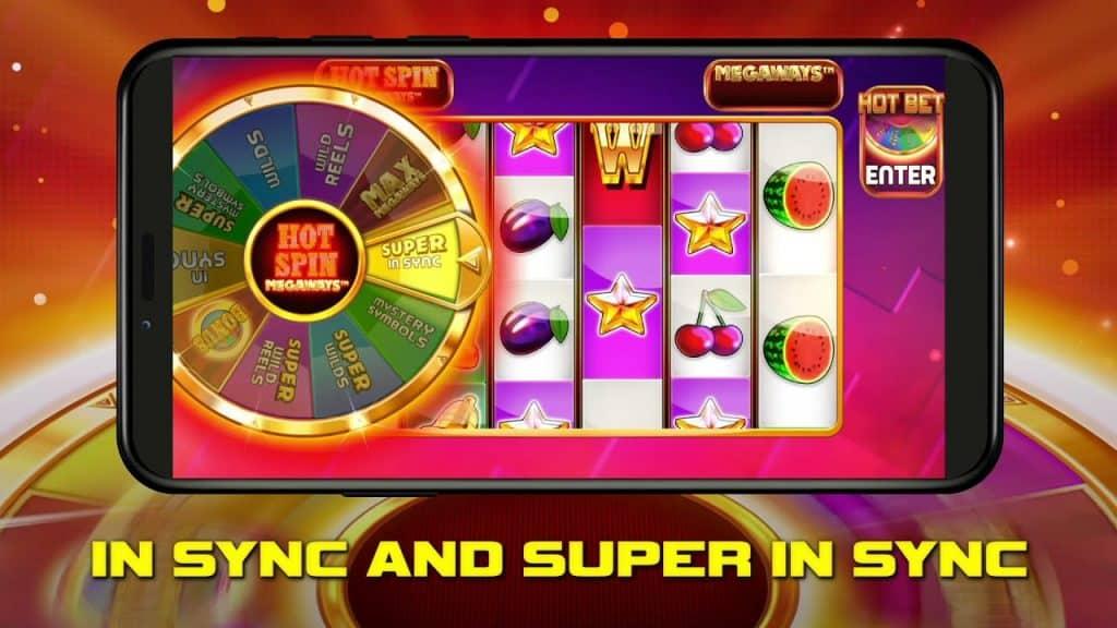 Hot Spin Megaways™ Online Slot