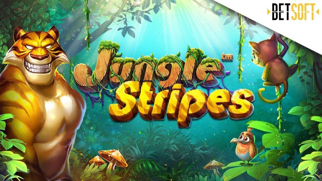 Jungle Stripes Online Slot