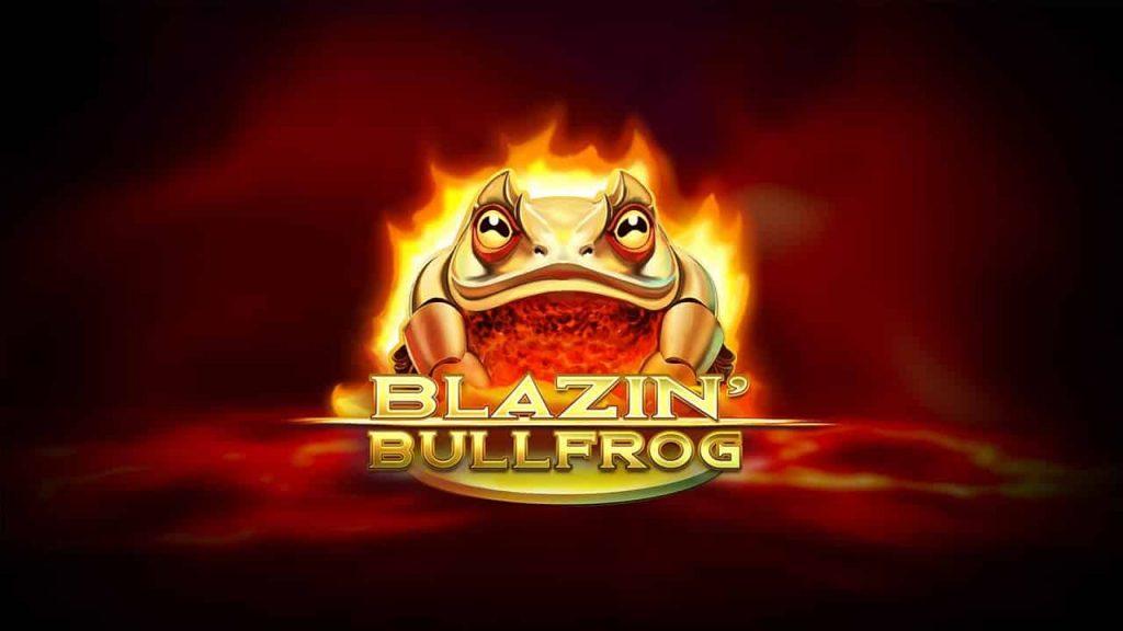 Blazin Bullfrog Online Slot