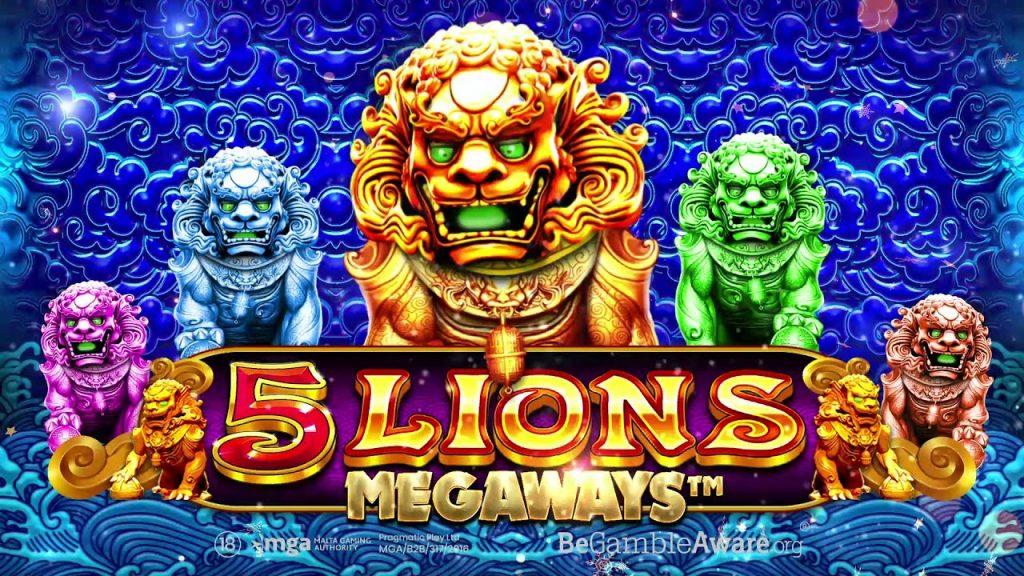 5 Lions Megaways™ Online Slot