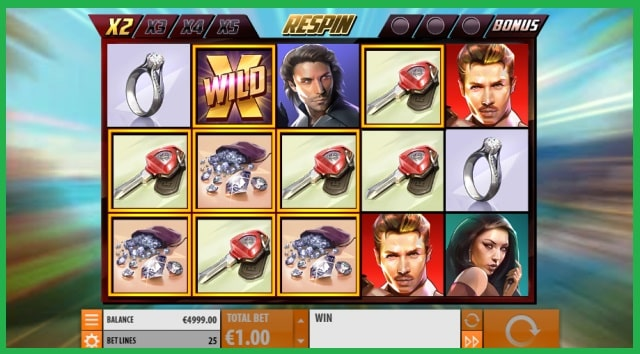 The Wild Chase Slot Machine Online View
