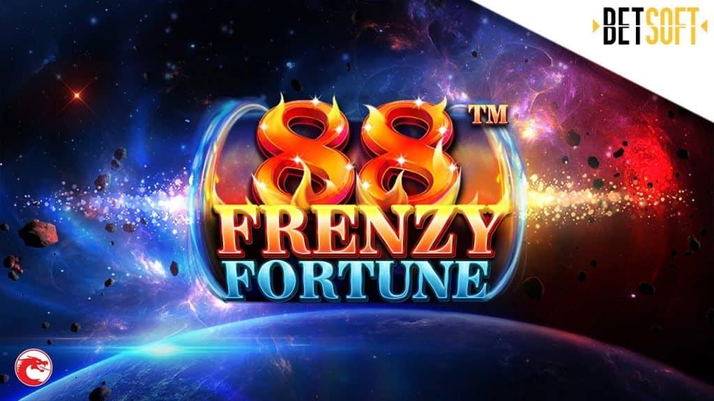 88™ Frenzy Fortune Online Slot