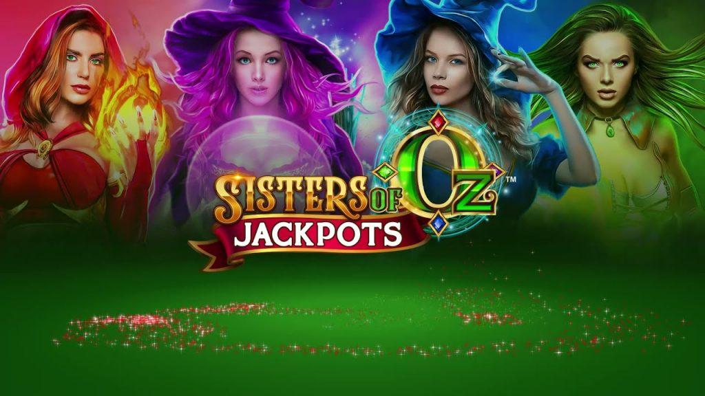 Sisters of Oz™: Jackpots Online Slot