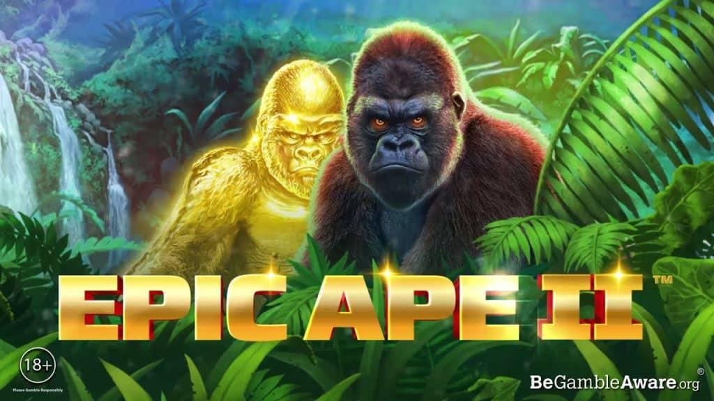Epic Ape 2 Online Slot