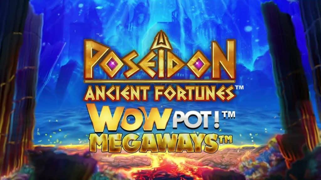 Ancient Fortunes™: Poseidon WowPot Megaways™ Online Slot