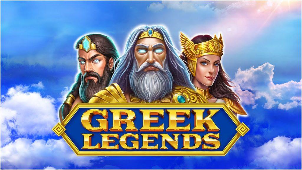 Greek Legends Online Slot
