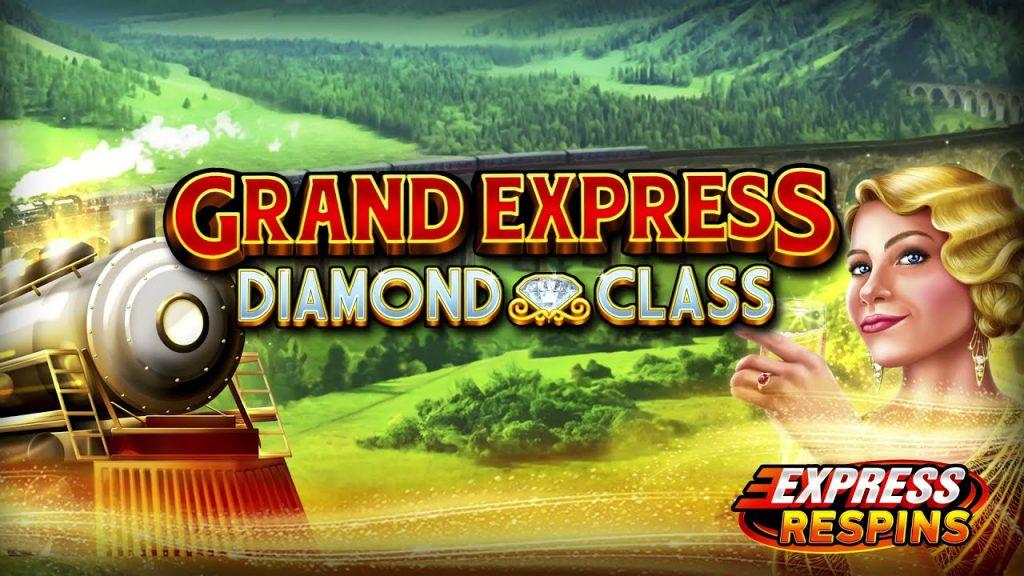 Grand Express Diamond Online Slot