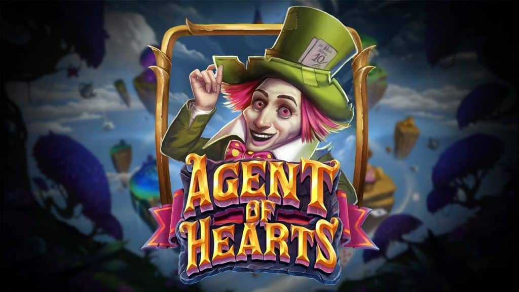 Rabbit Hole Riches - Agent of Hearts Online Slot