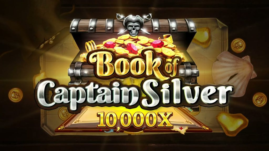 Book of Captain Silver Online Slot