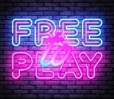 Play Free Sign