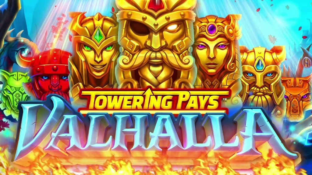Towering Pays™ Valhalla Online Slot