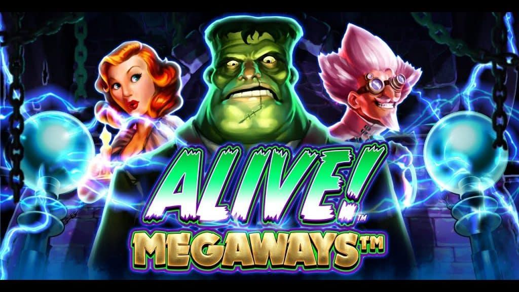 Alive! Megaways™ Online Slot