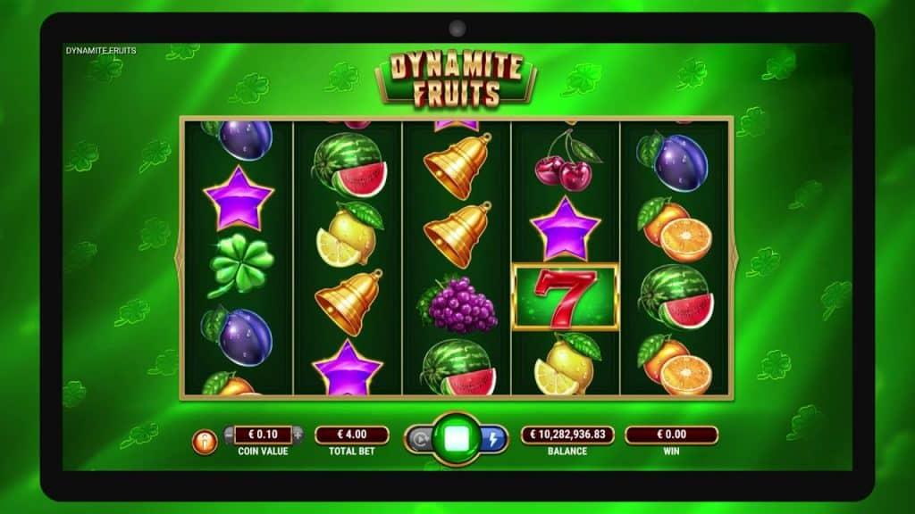 Dynamite Fruits Online Slot