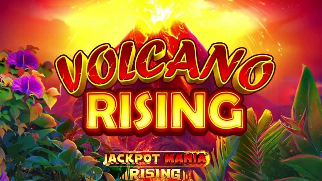 Volcano Rising Online Slot