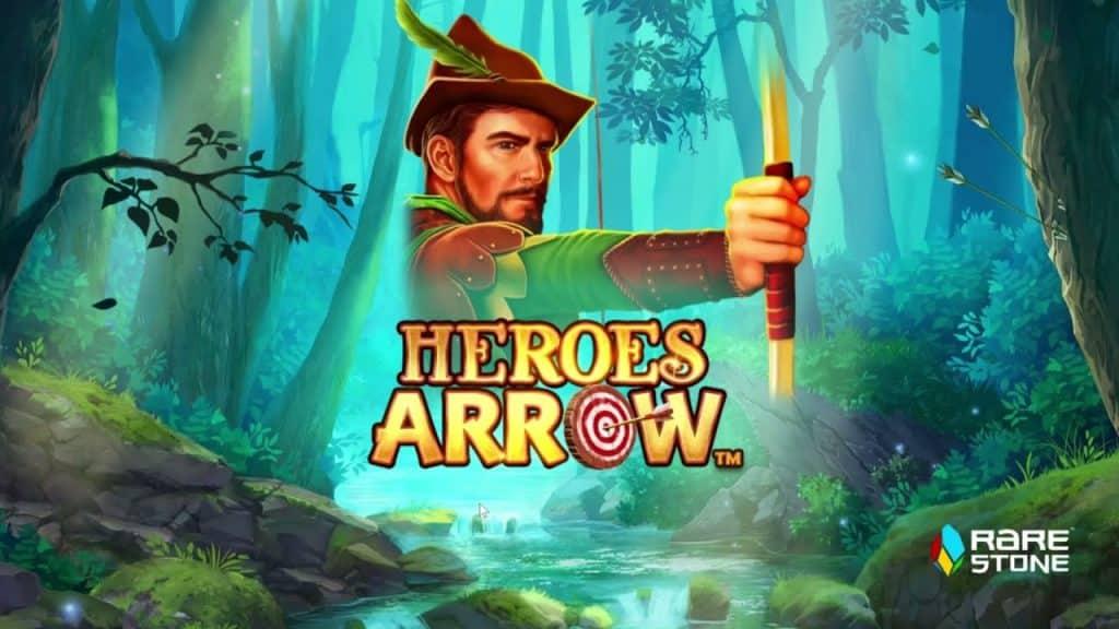 Heroes Arrow Online Slot