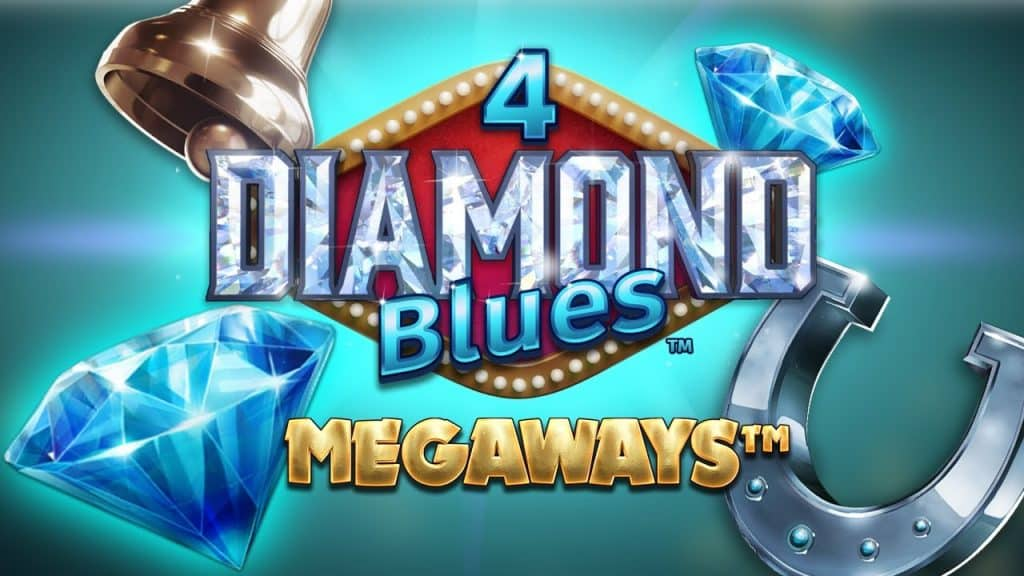 4 Diamond Blues Megways™ Online Slot