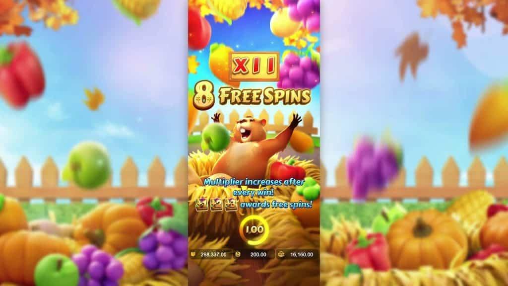 Groundhog Harvest Online Slot