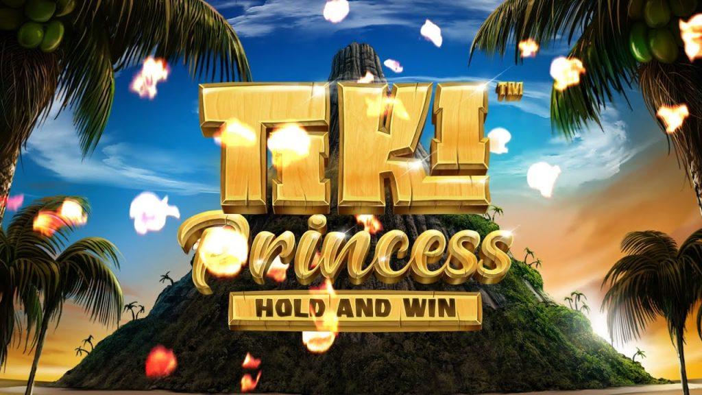 Tiki Princess Online Slot