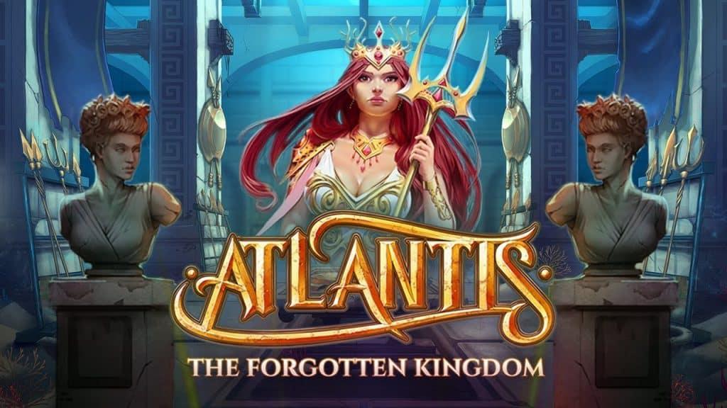 Atlantis: The Forgotten Kingdom Online Slot