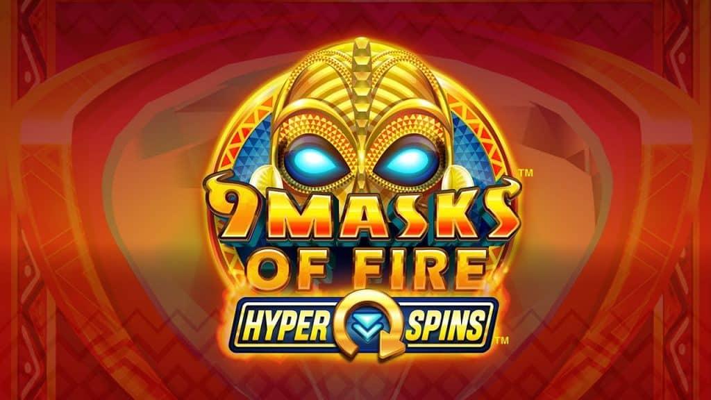 9 Masks of Fire™ HyperSpins™ Online Slot