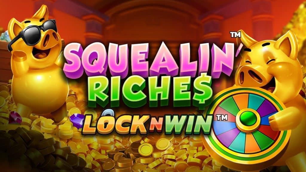 Squealin' Riches Online Slot