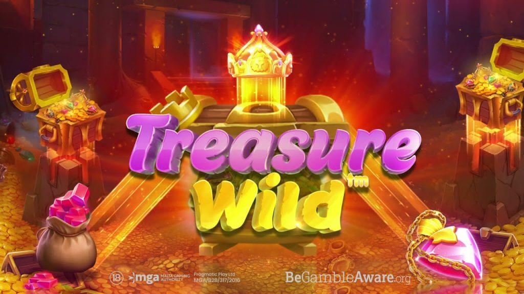 Treasure Wild Online Slot