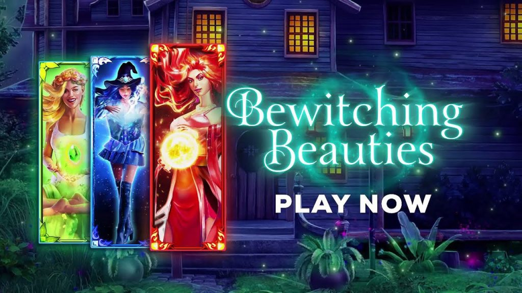 Bewitching Beauties Online Slot