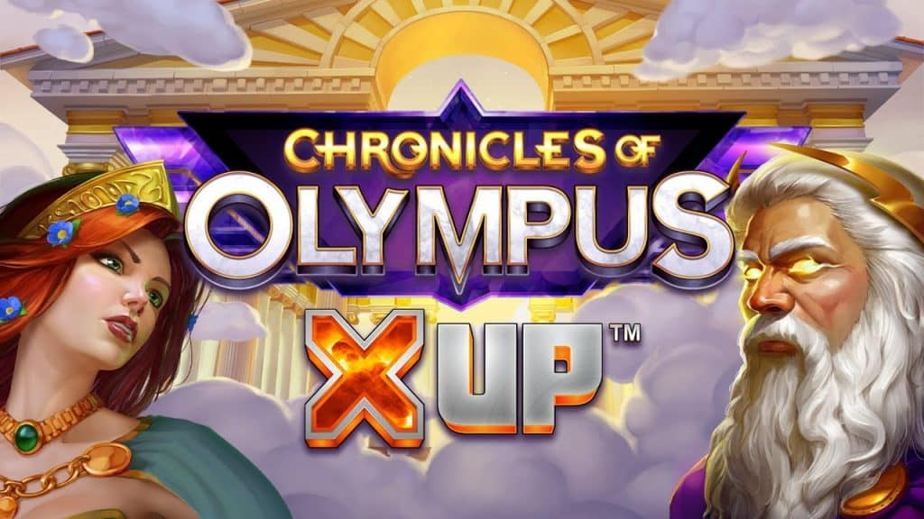 Chronicles of Olympus X UP™ Online Slot