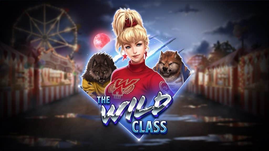 The Wild Class Online Slot