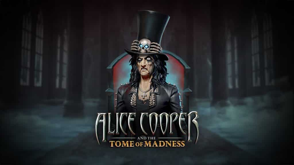 Alice Cooper and the Tome of Madness Online Slot