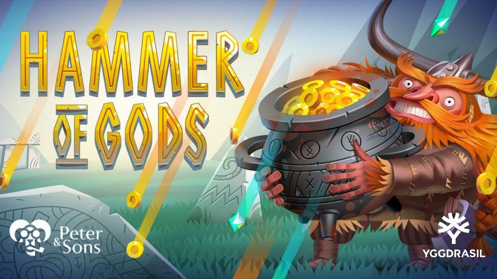 Hammer of Gods Online Slot