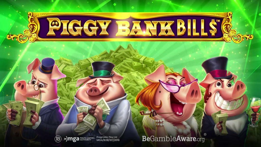 Piggy Bank Bills™ Online Slot