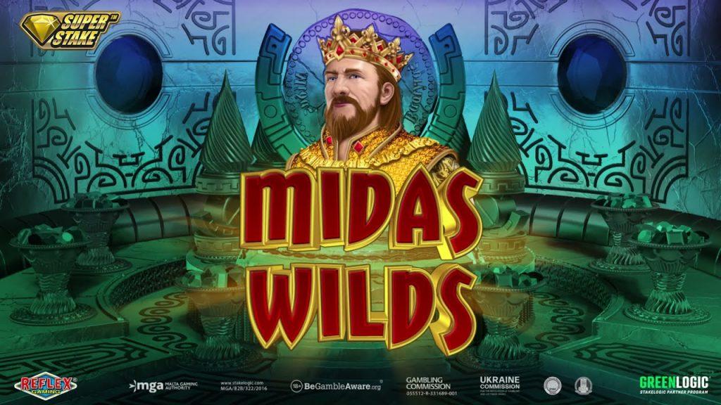 Midas Wilds Online Slot