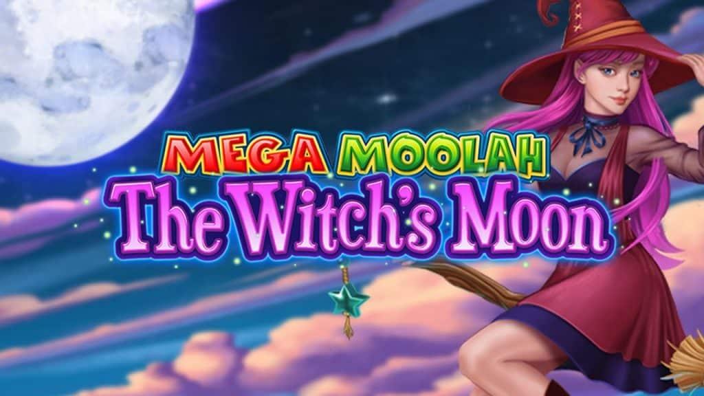 Mega Moola The Witch's Moon Online Slot