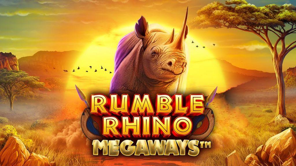 Rumble Rhino Megaways ™ Online Slot