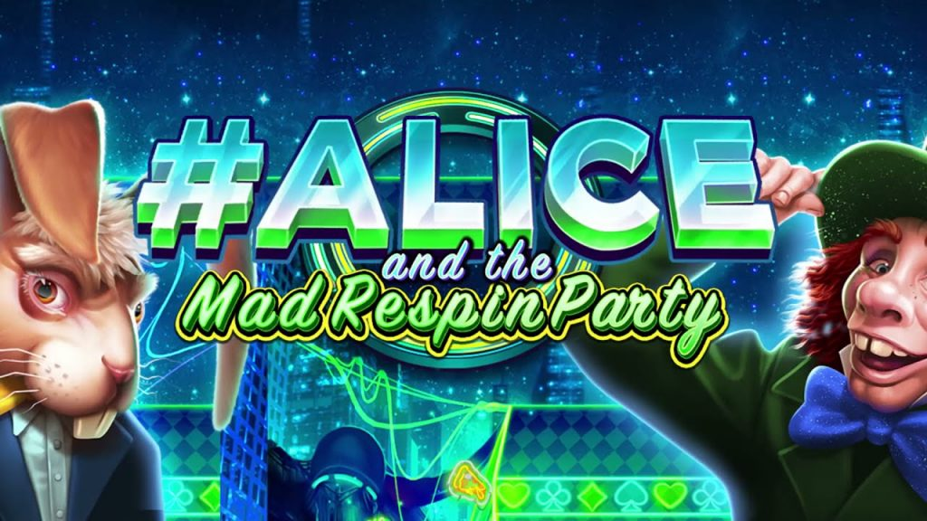 Alice and the Mad Respin Party Online Slot