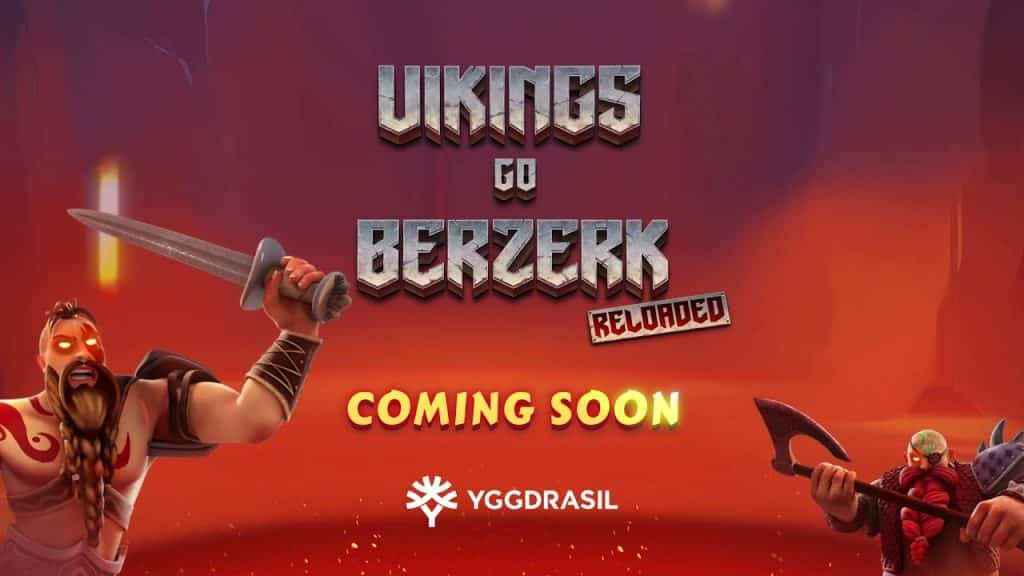 Vikings Go Berzerk Reloaded Online Slot