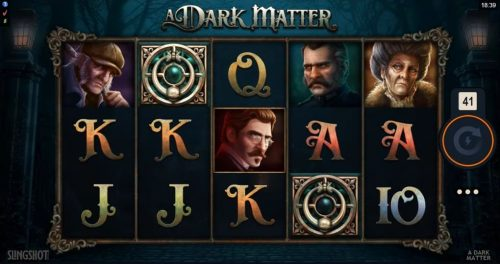 A Dark Matter Slot Free Play