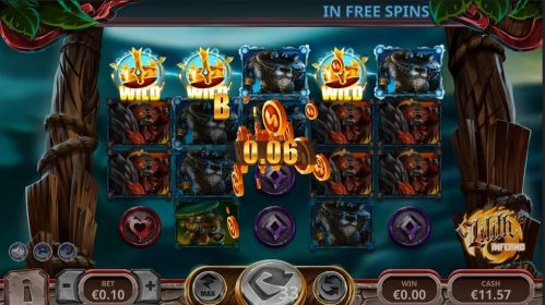 Lilith's Inferno Slot Free Play