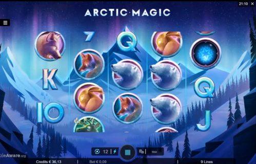 Arctic Magic Slot Free Play